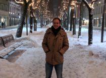 KTU student's photo, Kaunas