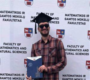 Freshly from KTU: Meet Augusto from Venezuela